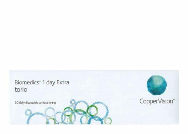 Biomedics 1 Day Extra Toric contact lenses £19.68 per box. 3f52191ba5