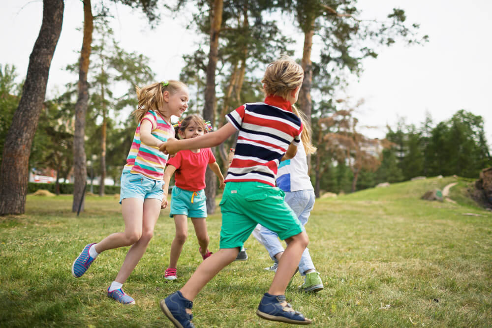outdoor activity myopia